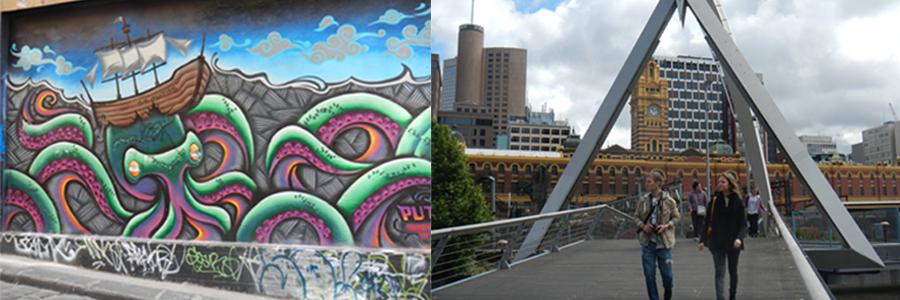 Cityscapes---Melbourne
