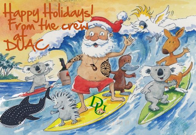 DUAC-Happy Holidays - 2012