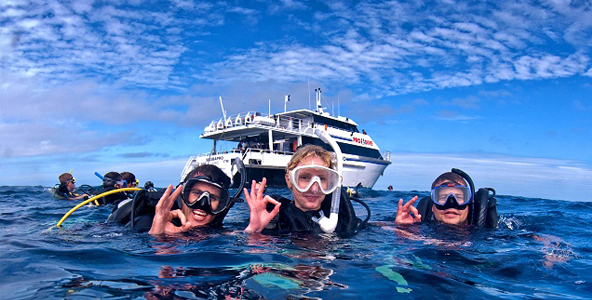 Great Barrier Reef - Liveaboard